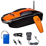 Elikliv RC Sppedboat, Fishing Bait Boat Carp 300M Remote Control Bait Boat RC Boilies Runtime 2Hours...