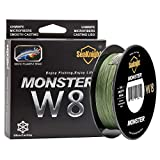 SeaKnight W8 Braided Lines 8 Strands Weaves 500M/547Yards Super Smooth PE Braided Multifilament...