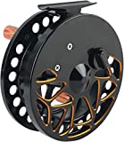 MAXIMUMCATCH Maxcatch Center Pin Float Reel Super Smooth Floating Fishing Reel 4 1/2' 110mm...