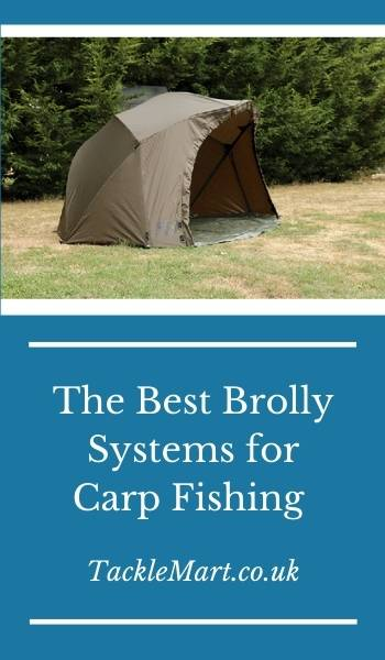 Best Brolly System for Carp Fishing
