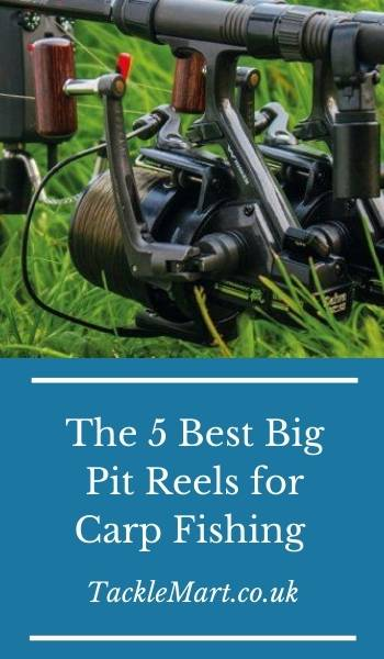 The best big pit reels