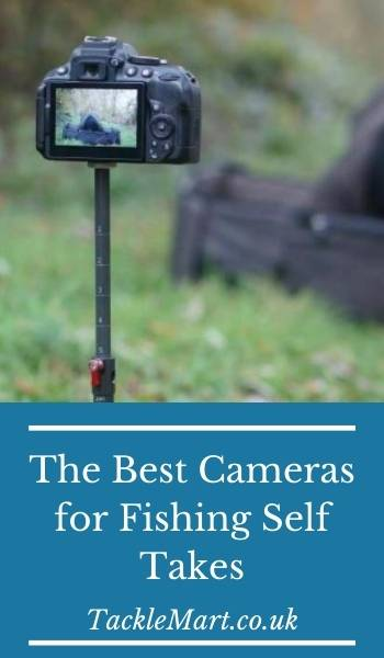 Best camera for fishing self takes