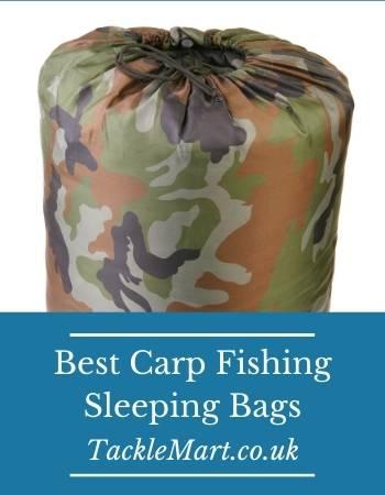 best carp fishing sleeping bags