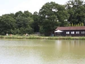Chequer Tree Fishery Kent