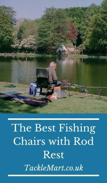 the best fishing chairs with rod rest