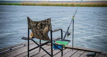 the best fishing chairs with a rod holder