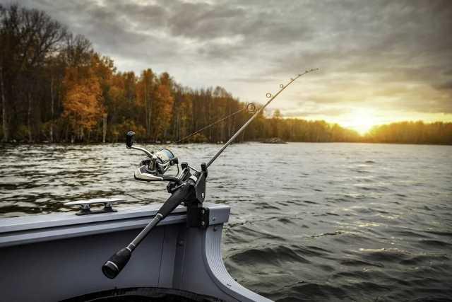 best sea fishing boat rod