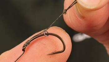 carp rig for beginners - pop up rig step 4
