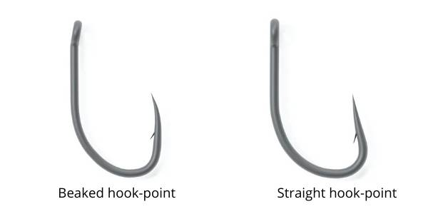 the different hook point types